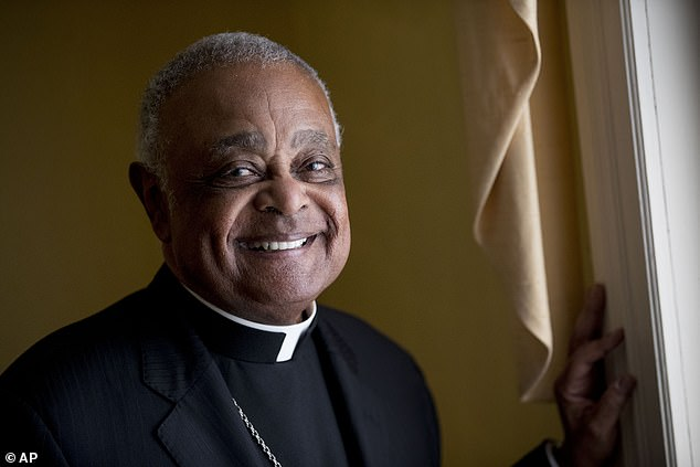 First black US cardinal hopes for 'positive' relationship with Biden