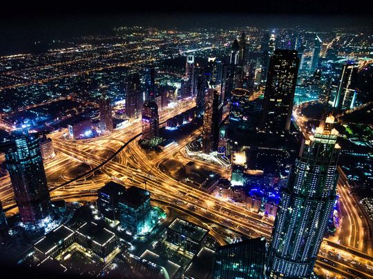 Fitch Ratings affirms UAE government at 'AA' with a stable outlook