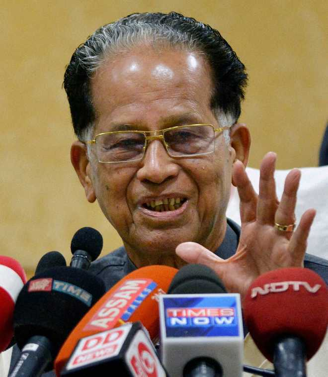Former Assam CM Tarun Gogoi's health condition deteriorates due to post-COVID complications