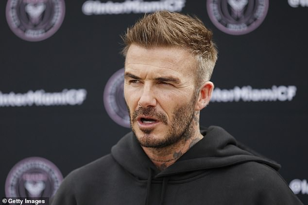 Former Chancellor George Osborne 'wanted to make David Beckham sports minister,' sources say