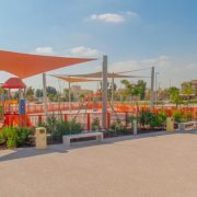 Four new pocket parks set up in Abu Dhabi's Shakhbout City