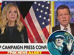 Fox News cuts away from Kayleigh McEnany's press conference