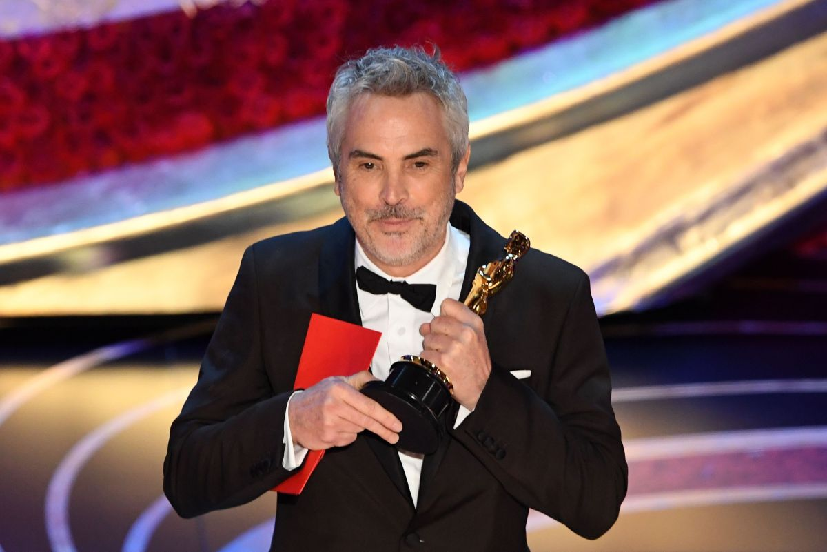 From living in a car to winning an Oscar: Alfonso Cuarón's difficult path to fame | The State