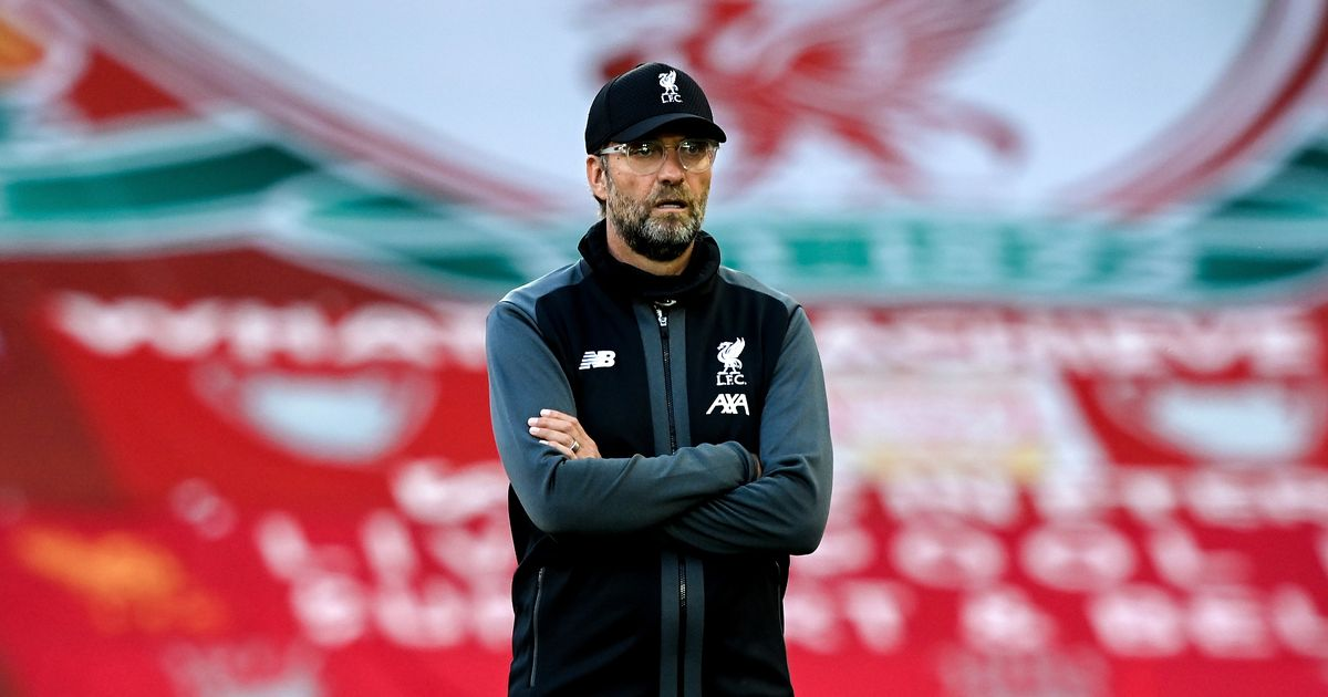 Full extent of Liverpool's injury crisis as Klopp without £330m worth of talent