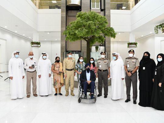 GDRFA grants Gold Visa to murdered couple's daughters in Dubai