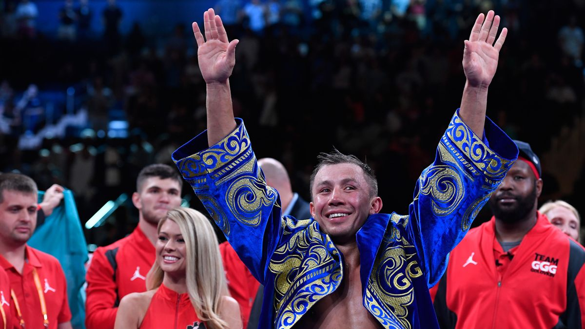 Gennady Golovkin will defend his title against Kamil Szeremeta on December 18 | The State