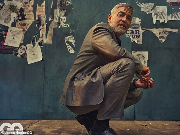 George Clooney CONFIRMS the rumor that he gave 14 of his friends $1 million in CASH