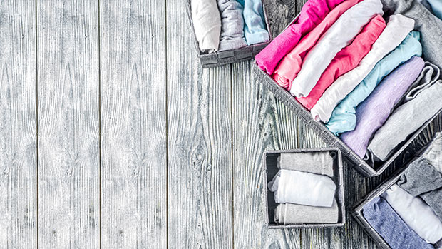 Get Your Clothes Perfectly Organized With These Big Closet Bags Over 3k Reviewers Swear By