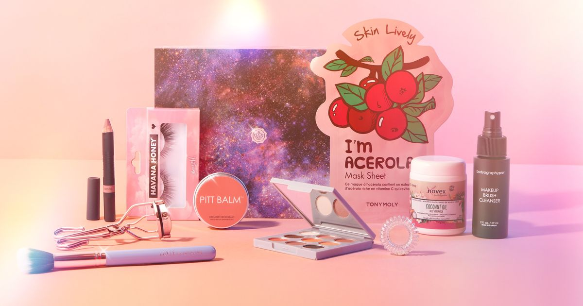 GlossyBox announce Black Friday beauty box worth £115 but yours for £15