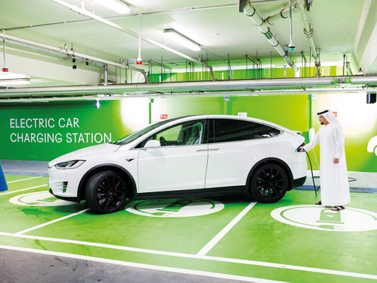 Good news for private electric vehicle owners in Dubai