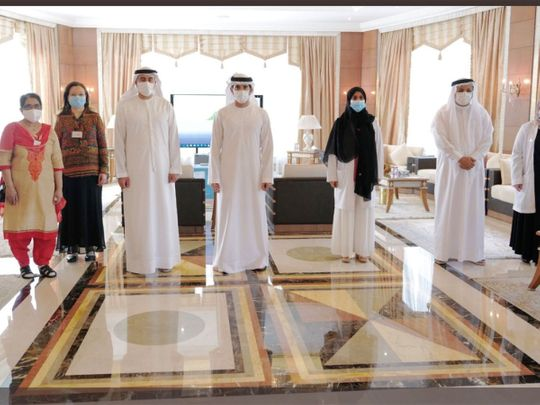 Hamdan hails pioneering surgery conducted by Emirati surgeons