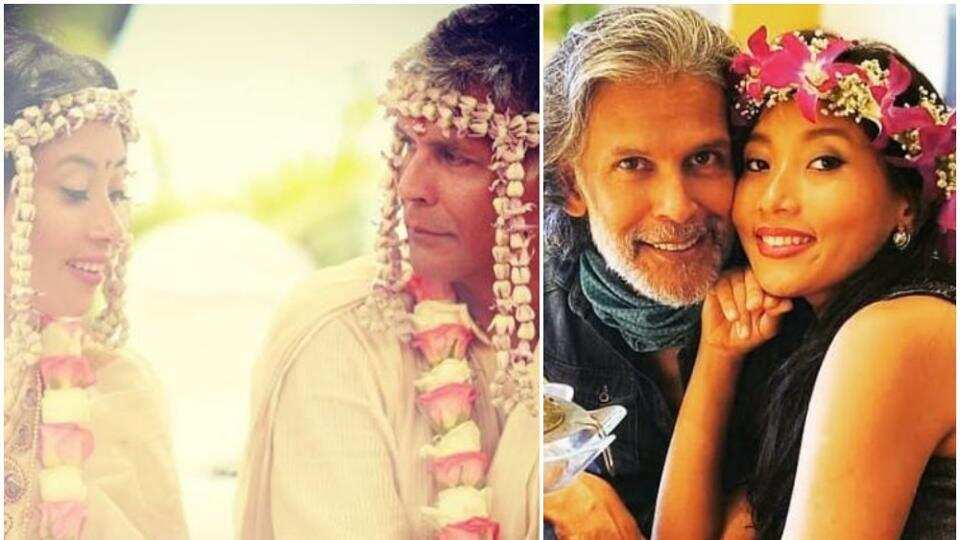 Happy birthday Milind Soman: When the actor, wife Ankita  destroyed stereotypes, addressed their 26 years age difference