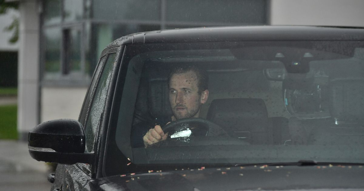 Harry Kane sees £100k Range Rover stolen by thieves 'in daytime raid'