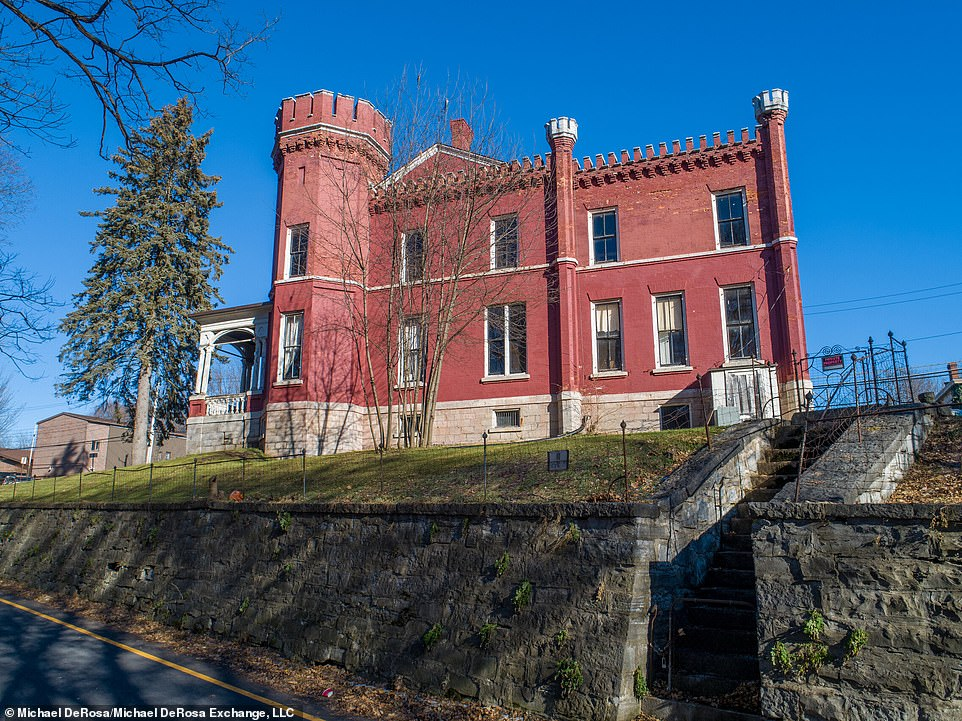 Haunted Scottish-style castle in Upstate New York sells for $368,500