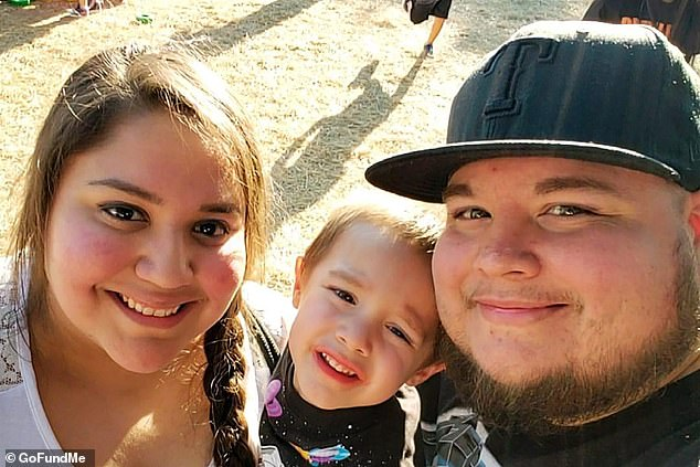Heartbroken four-year-old boy from Texas loses both his parents within 100 days to coronavirus
