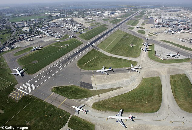 Staff at Heathrow Airport are set to walk out tomorrow in the first of four strikes over 'savage' pay cuts as the aviation sector endures the worst crisis in its history