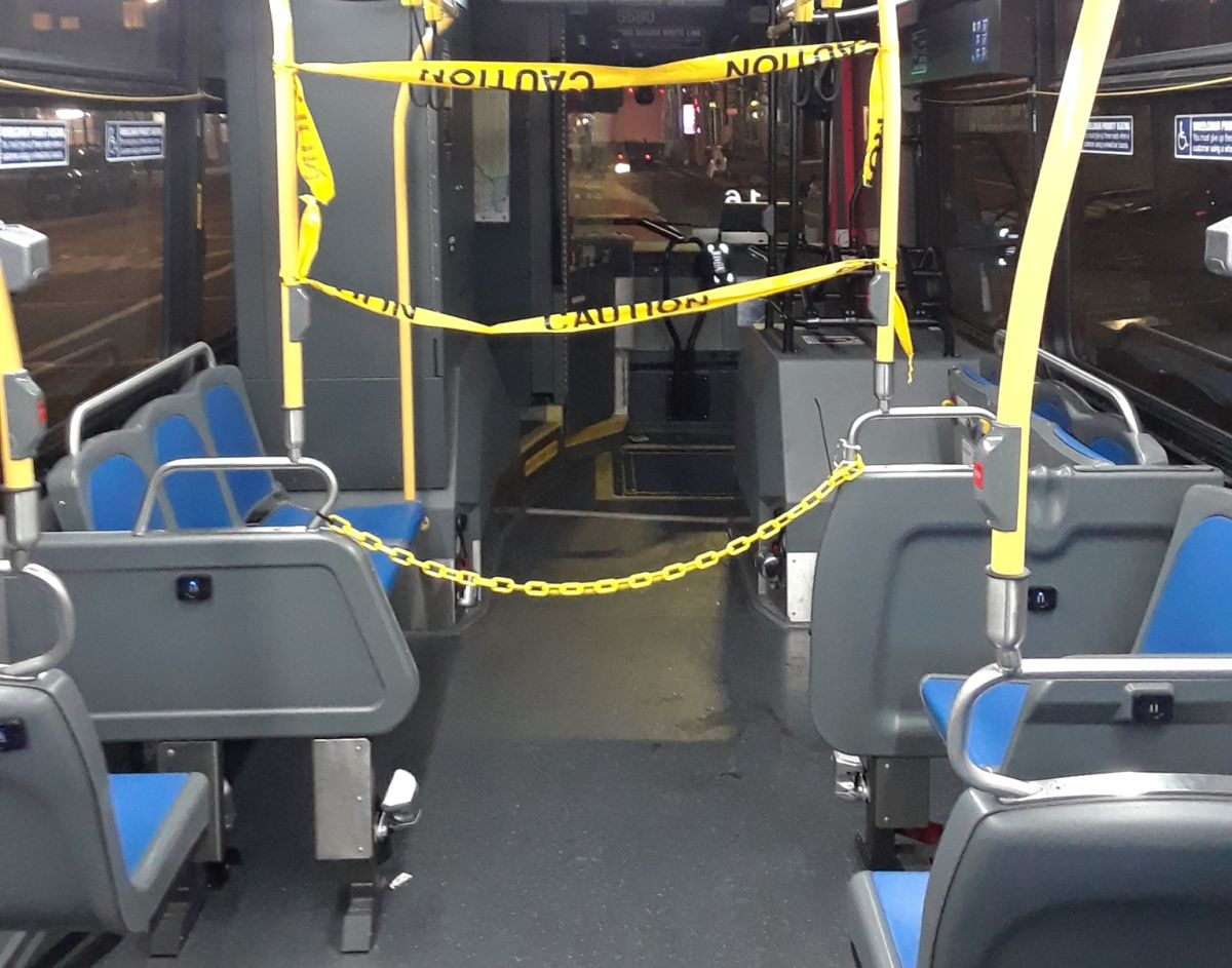 Hispanic elderly woman was shot in the face while traveling by bus in New York   The State