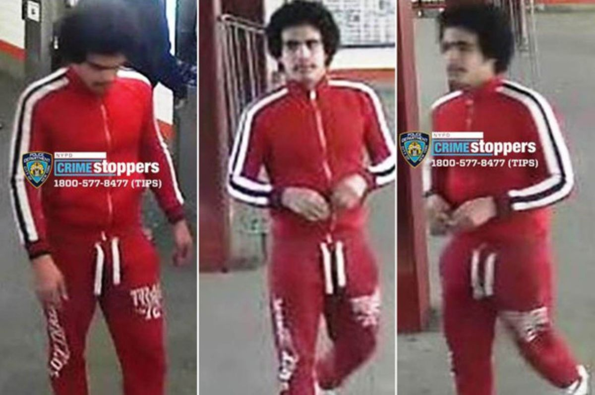 Hispano pushed a passenger onto the New York subway tracks for not giving him money | The State