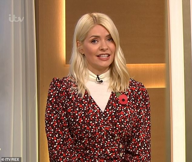 Holly Willoughby explains This Morning absence was due to a coronavirus scare with her children