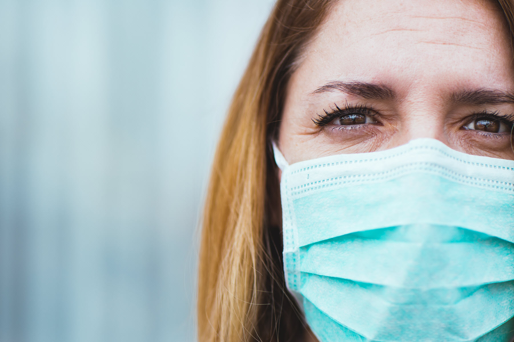 How Much Does Wearing a Mask Protect You?