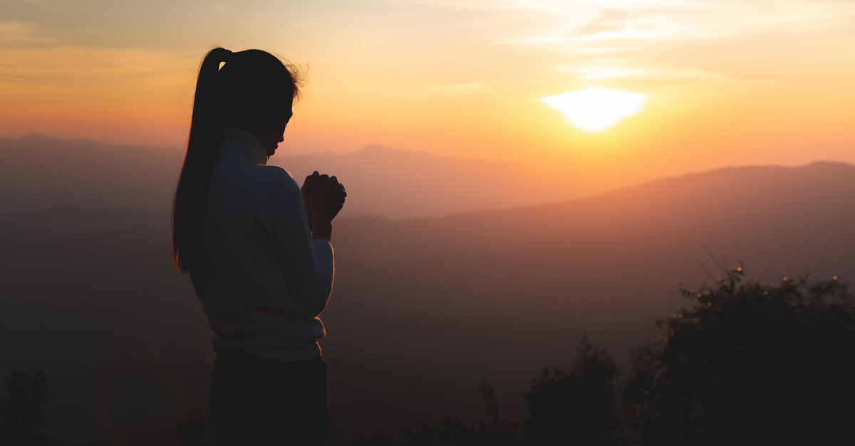 How to Pray for Others Using the Lord's Prayer