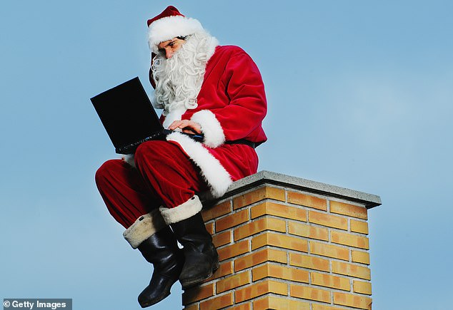 How to do your Christmas shopping at home: Our guide to buying online