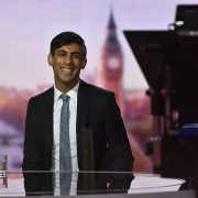 'I should take his credit card away': Economic hawk Rishi Sunak jokes about Boris Johnson's spending