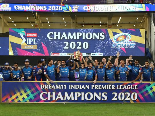 IPL 2020 in UAE: Disciplined Mumbai Indians deserved to win, says Rohit Sharma