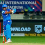 IPL final: Delhi Capitals score 156/7 against Mumbai Indians