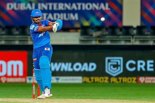 IPL final: Delhi Capitals score 156/7 against Mumbai Indians