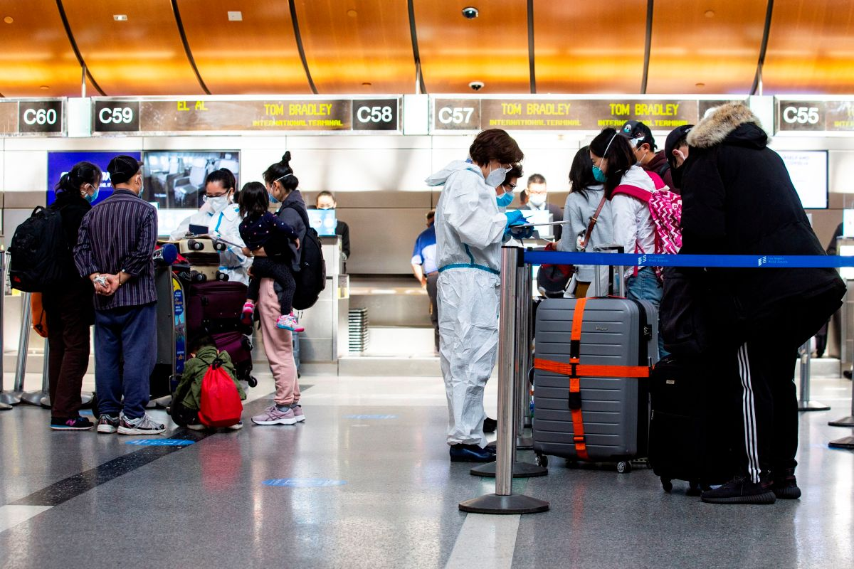 If you plan to travel to Los Angeles for Thanksgiving you must quarantine or receive a $ 500 fine | The State