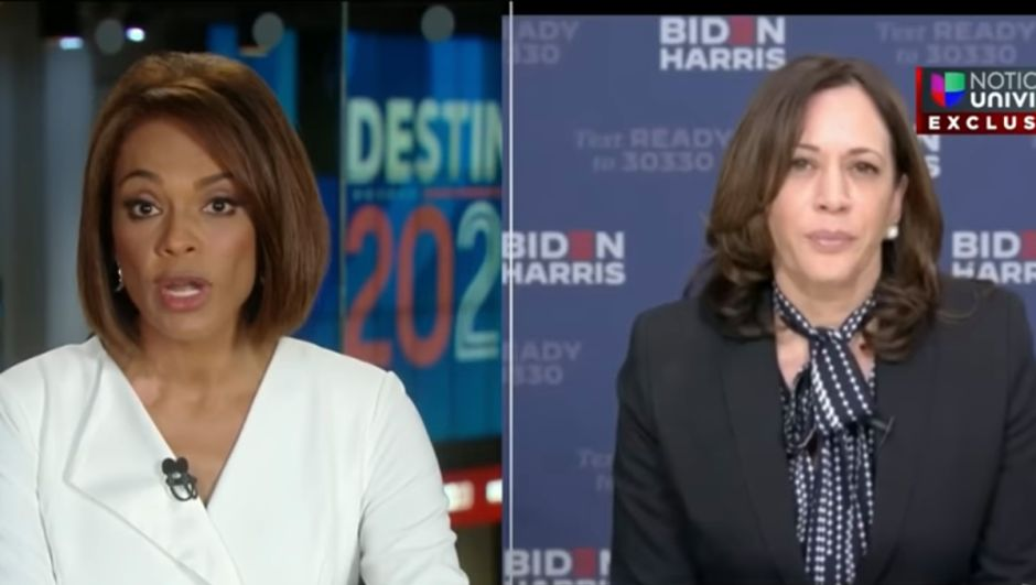 """Ilia Calderón on the victory of Kamala Harris: """"Today I can tell my daughter that it is possible"""" 