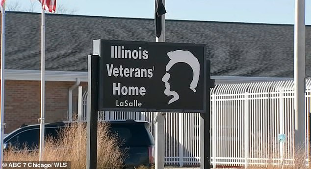 Illinois veterans home 'allowed staff to work while infected with COVID-19'