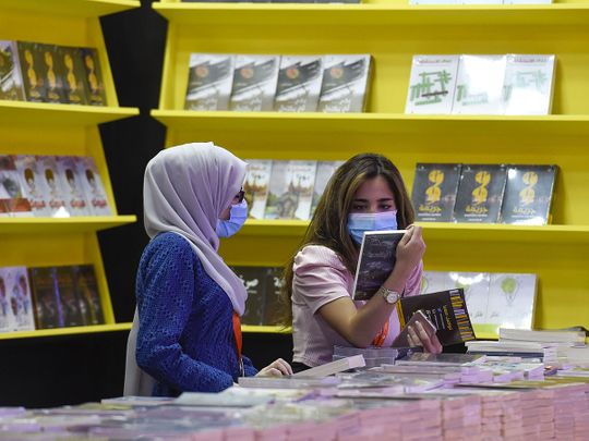 In Pictures: Sharjah International Book Fair opens amid precautions