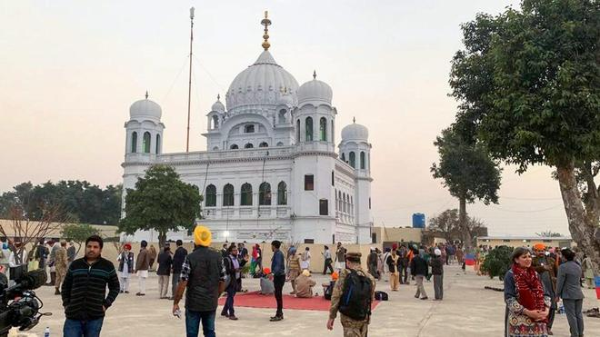 India asks Pakistan to reverse its decision on changing management of Kartarpar Sahib