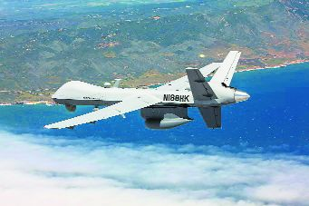 India gets two lethal drones, could  be deployed in Ladakh