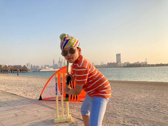 Indian boy, 9, in UAE makes mark as IPL 2020 commentator