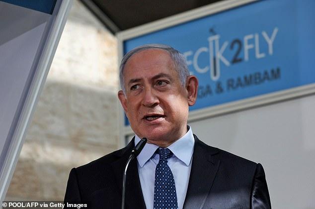 Israel's Benjamin Netanyahu congratulates Joe Biden on victory