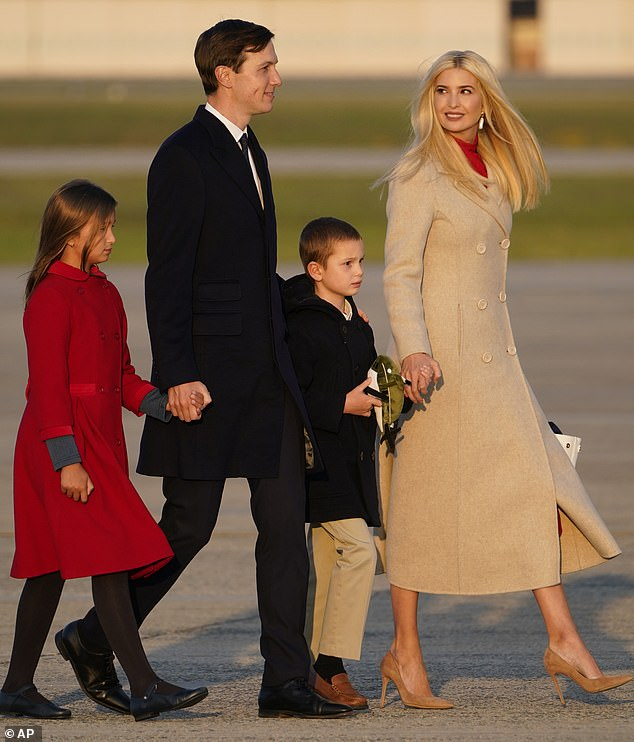 Ivanka Trump and Jared Kushner are in for a rude awakening should they go back to New York