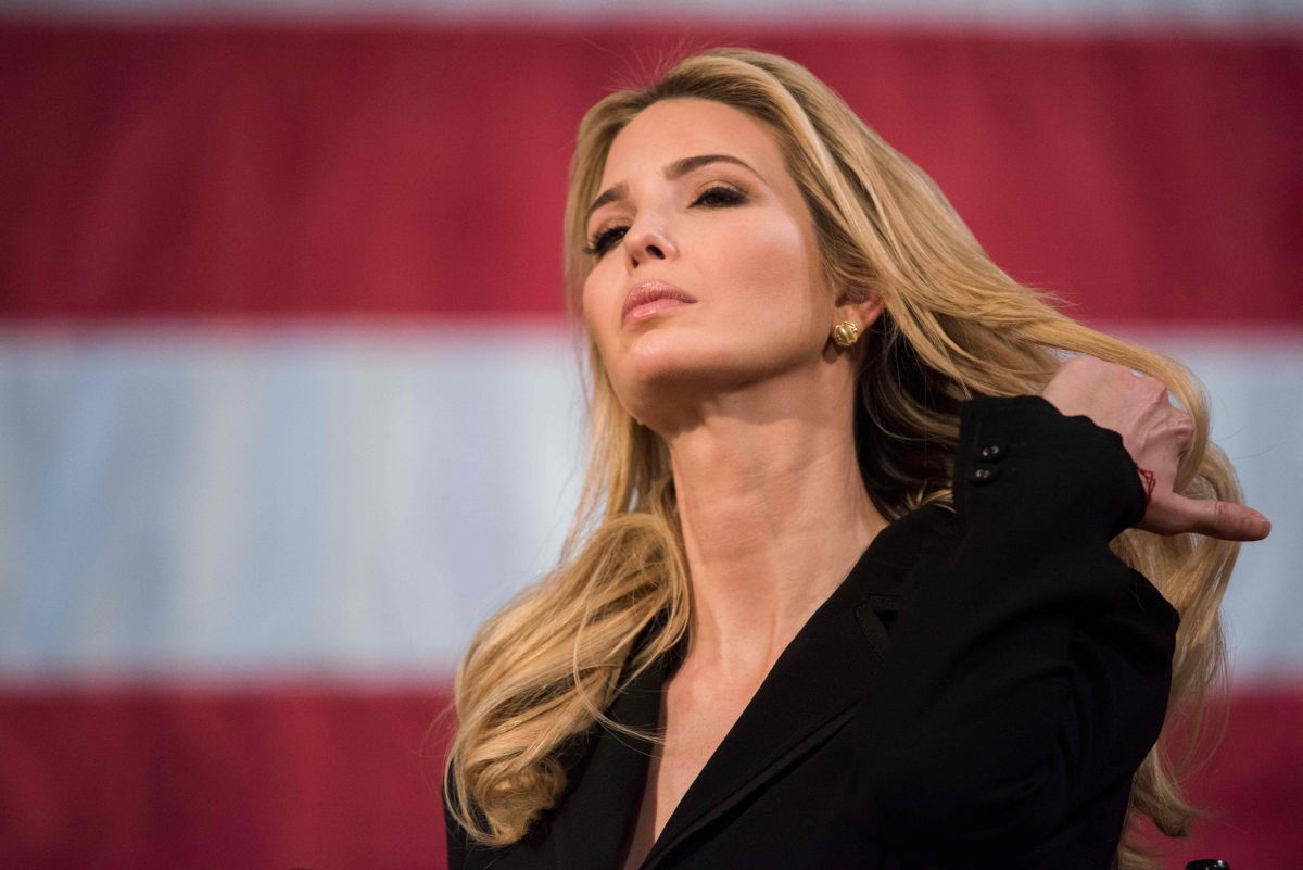 Ivanka Trump would have asked her father to accept defeat. Would have plans to be president | The State