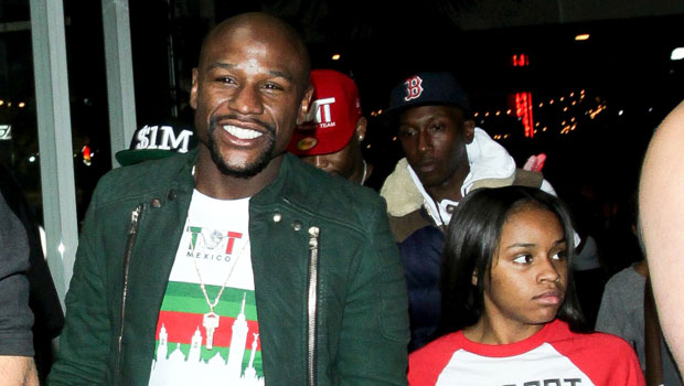 Iyanna Mayweather: 5 Things About Floyd's Daughter Who Is Pregnant With NBA Young Boy's Baby
