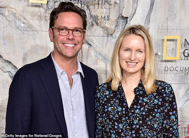 James Murdoch's wife Kathryn agrees that Fox News should disavow Trump's fraud claims