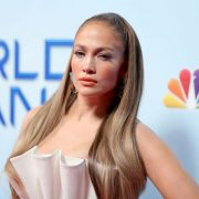 Jennifer Lopez's dress was opened from the waist leaving hips and thighs bare | The NY Journal