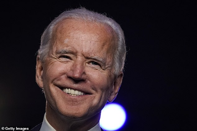 Joe Biden is 'honored and humbled' to become the 46th president