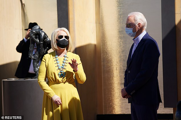 Joe Biden offers UK ambassadorship to Cindy McCain after she 'delivered Arizona'