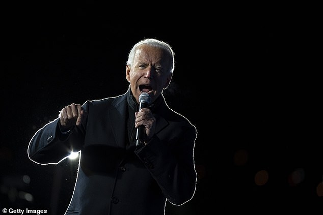 Joe Biden secures first Election Day victory with all five votes in Dixville Notch, New Hampshire