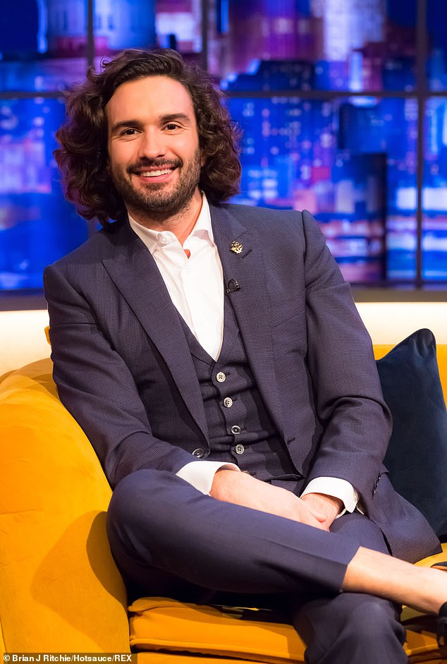 Joe Wicks 'launches a new company as his business empire grows to £10million'