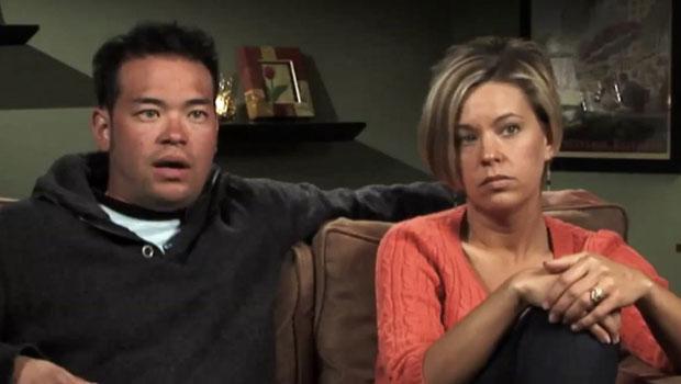Jon & Kate Gosselin: A Timeline Of Their Drama-Filled History & Epic Custody Battle