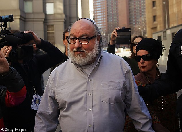 Jonathan Pollard who served 30 years for spying for Israel is released from parole