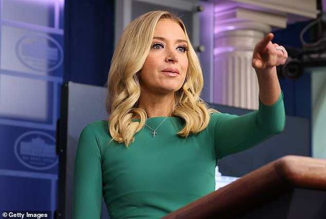 Kayleigh McEnany refuses to answer when Donald Trump will concede election